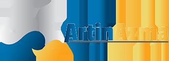 ArtinAzma co. – Laboratory Equipment and Chemical Materials Logo